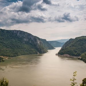 Greenhouse Gas Emission on the Danube River in Romania