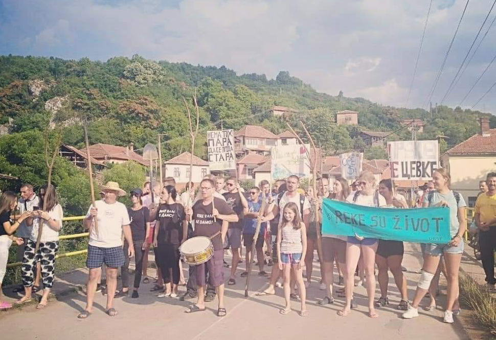 Defending the Rivers in Southeast Europe: Conflicts, Struggles and Procedural Human Rights
