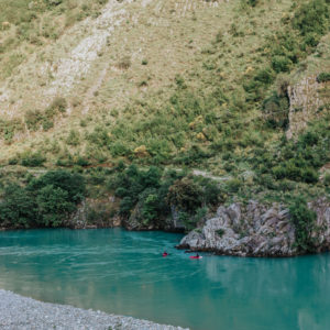 Mapping whitewater rivers in the Balkans